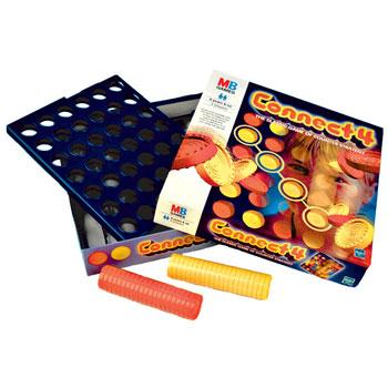 Game, Connect 4, Age 6+, Each