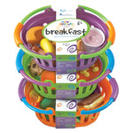 Role Play, Basket Set, New Sprouts Breakfast, Lunch & Dinner, Age 18 Mths+, Set