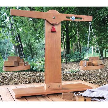 Outdoor Wooden Weight, Set