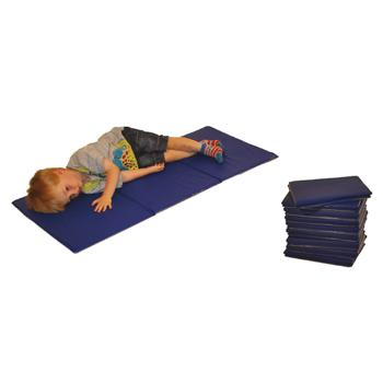 Economy Sleep Mats, Age 2+, Set of 10