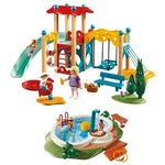 Playmobil Playground & Pool Set