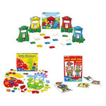 Fun Learning Games, Matching Games Set, Age 3+, Set of 3