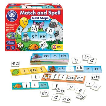 Match And Spell, Set