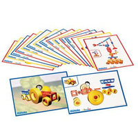 Mobilo, Workcards, Ages 3+, Set of 16