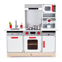 All In 1 Kitchen, Age 3+, Set of 15