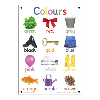 Outdoor Learning, Photo Sets, Colours, 420 x 594Mm (A2), Each