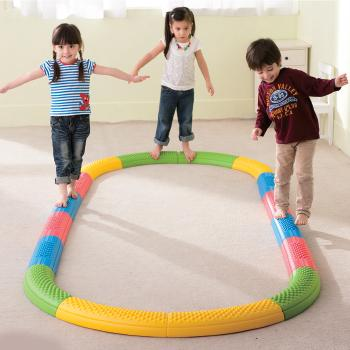 Physical and Motor Skills Development, Tactile Balance Path Set, Set of 20