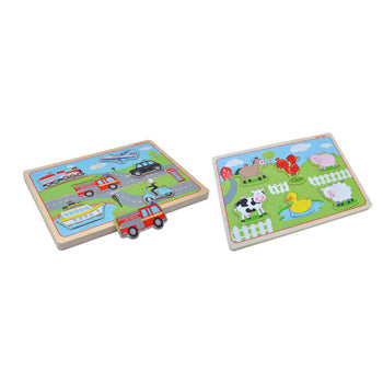 Sound Puzzles, Set of 2