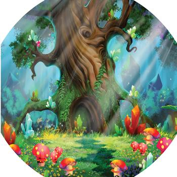 Tray Playmats, Fairy, Each