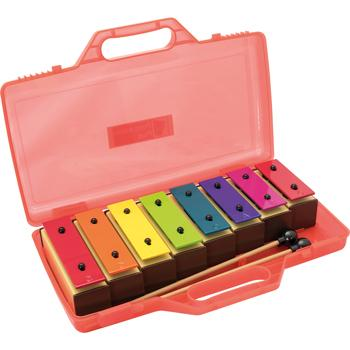 Chime Bars, 8 Note Coloured Diatonic, Each