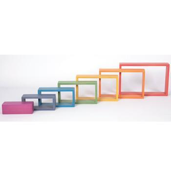 Rainbow Architect, Rectangles, Set