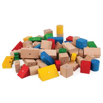 Building Blocks, Koogla Mega Set, Set of 100 Pieces