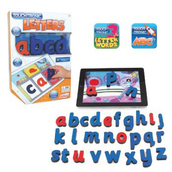 Touchtronic, Letters, Set