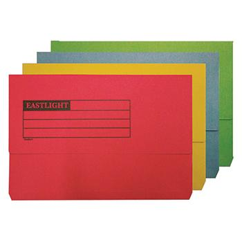 Document Wallets - A4, Box of 50