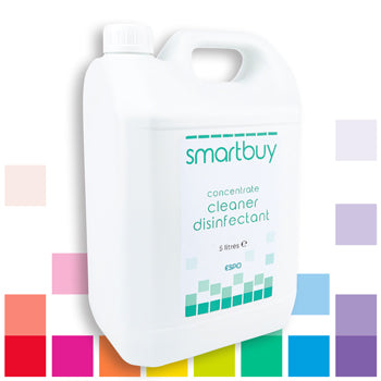 Smartbuy, Cleaner Disinfectant Concentrate, Case of 4 x 5 Litres