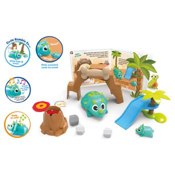 Coding Critters, Rumble & Bumble, Age 4-10, Set