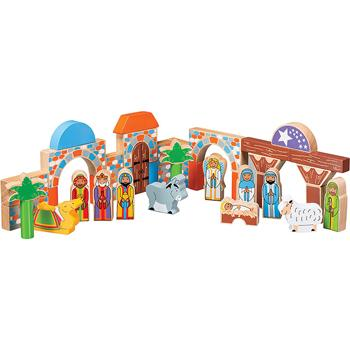 Nativity Blocks, Set
