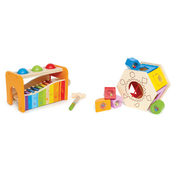 Hammer & Sorter Set, Set of 2
