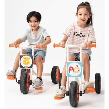 Weplay Vehicle Range, Trike, Age 3-6, Each