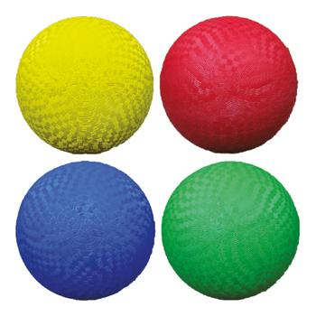 Balls, Playground Balls, 150mm Diameter, Pack of 4