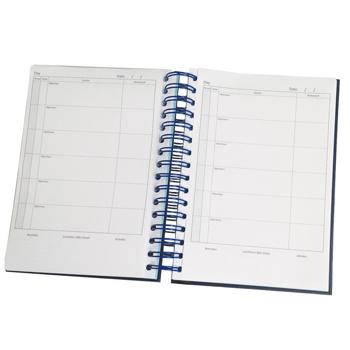 Educational Planner And Record Books, Includes 2019-20 And 2020-21 Planners, A4, Sky Blue, Each
