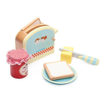Role Play, Cooking Equipment, Toaster Set, Age 3+, Set
