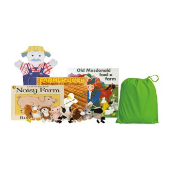 Literacy Story Packs, Farm, Set