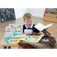 Religions, Childs Artefact Bag, Muslim, Pack