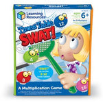 Number Games, Times Table Swat!, Each