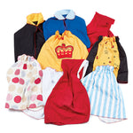 Dressing Up, Cloak Set, Age 3-7, Set of 10