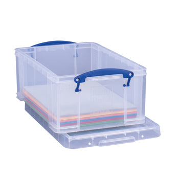Really Useful Boxes, 9 litre, 395 x 255 x 155mm, Each