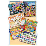 Board Games, Maths Board Games, Pack 2, Set of 6