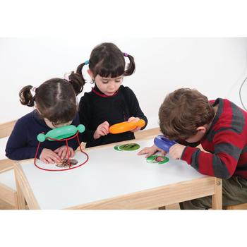 Magnifiers, First Magnifier Set