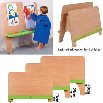 Wall Easel, Each