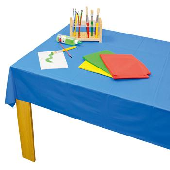 Heavy Duty Table Covers, Plain, Pack of 4