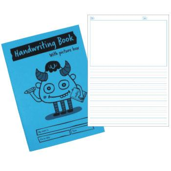 A4 Handwriting Book, Pack of 30
