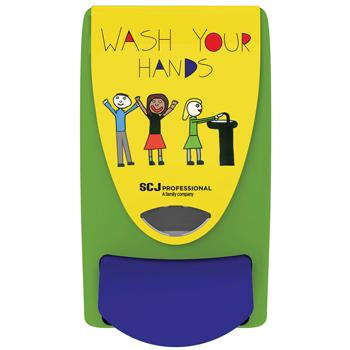 Children's, Wash Your Hands Soap Dispenser, Deb, Each