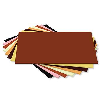 280 Micron Card, SRA2 450 x 640mm, Multicultural Skin Tones, People Fun Card, Pack of 3 x 8 Sheets