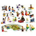 LEGO Education, 45023 Fantasy Mini Figure Set, 4 Years+, Set of 213 Pieces