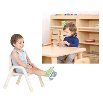 Just For Toddlers Range, Chair 210mm, Pack of 2