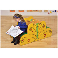 Double Sided Book Storage, Butterfly With Seat, Each