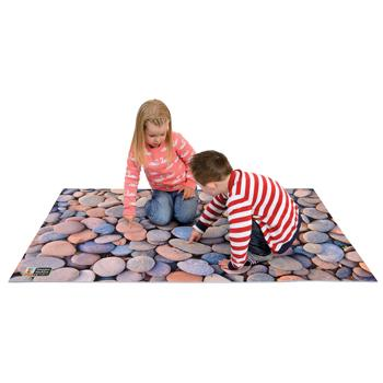 Nature Playmats, Beach Pebbles, Each