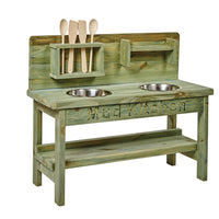 Mud Kitchen, Each