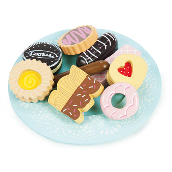 Role Play, Biscuit and Plate Set, Age 3+, Set