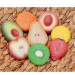 Sensory Play Stones, Fruit, Age 2+, Set