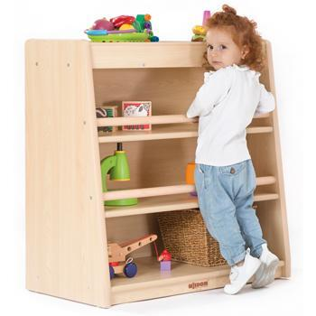 Just For Toddlers Range, 3 Shelf Cabinet
