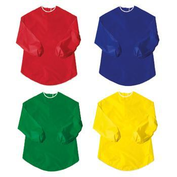 Children's Smocks, Long Sleeved Waterproof, Each