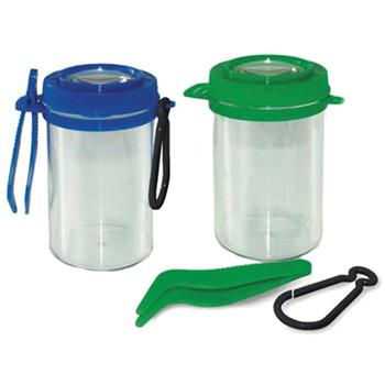 Clip 'N' Go Bug Jar, Pack of 2