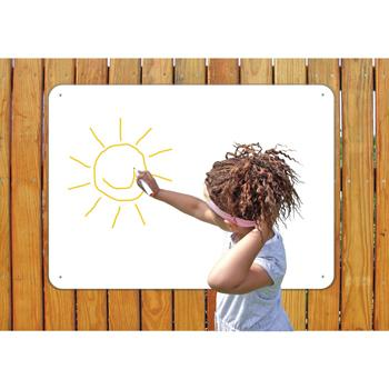 Outdoor Boards, Whiteboard, Each