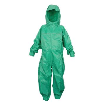 All In One Rainsuit, Green